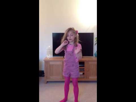 Holly age 7 kids fashion blog