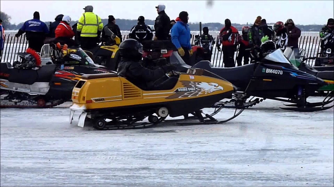 Vintage Snowmobile Videos 117