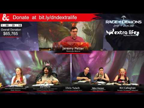 D&D Extra Life 2015: Session 7, October 3 Noon-4pm