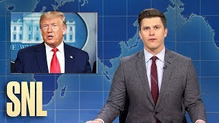 Weekend Update: Trump Talks Coronavirus - SNL