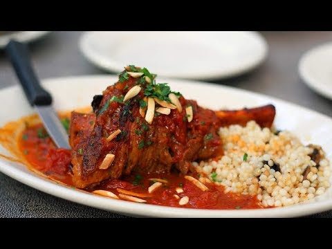 Moroccan Food Safari  Morocco Food Documentary
