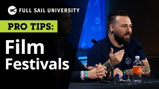 Why Film Festivals Are More Important Than Ever for Filmmakers | Full Sail University