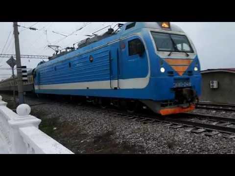 Поезд Харьков Баку