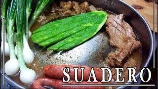 Como preparar Tacos de Suadero como de taquería | El Mister Cocina