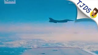 Video: NATO Fighter Jet Buzzes Russian Defense Minister