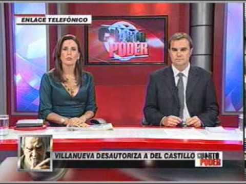 Armando Villanueva Pidió A Mercedes Aráoz No Renunciar 16012011