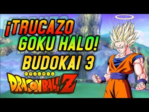 ¡¡TRUCAZO!! Desbloquear a Goku Halo (Aureola en la cabeza) | Budokai 3 HD