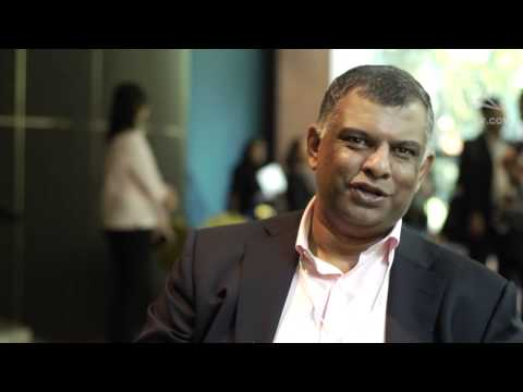 TONY FERNANDES INTERVIEW