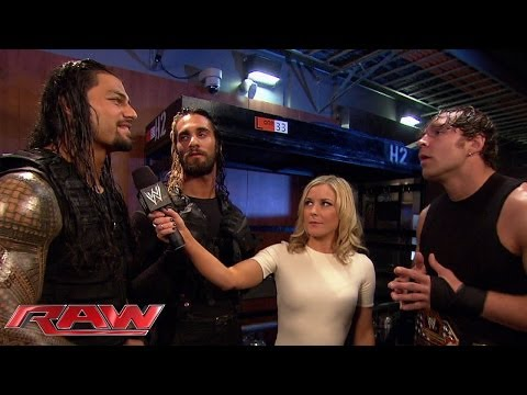 Is there a crack in The Shield?: Raw, Feb. 10, 2014