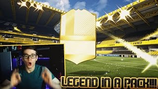 FIFA 17: OMFG LEGEND IN A TOTY PACK OPENING! 😱 (DEUTSCH) - ULTIMATE TEAM - BEST TEAM OF THE YEAR!