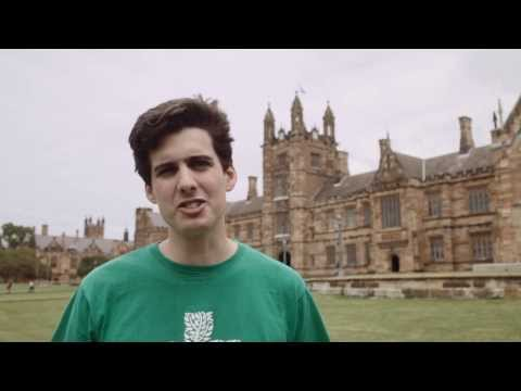 Join the Sydney Uni EU in 2014