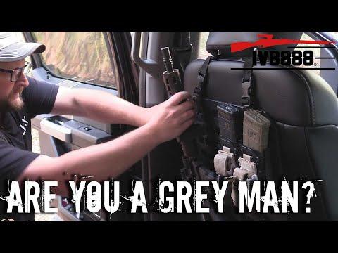 Are You a Grey Man? Grey Man Tactical RMP Panels