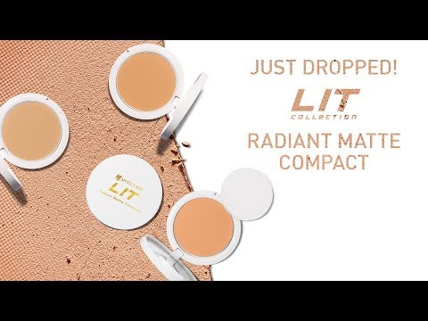 LIT RADIANT MATTE COMPACT | Everything You Need To Know