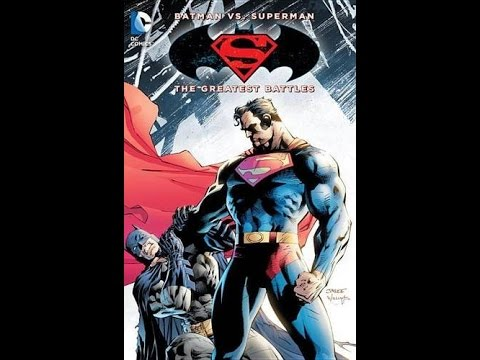 Vs superman pdf batman comic