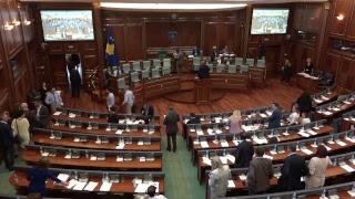 Seanca e jashtëzakonshme e Kuvendit (Drejtpërdrejt)