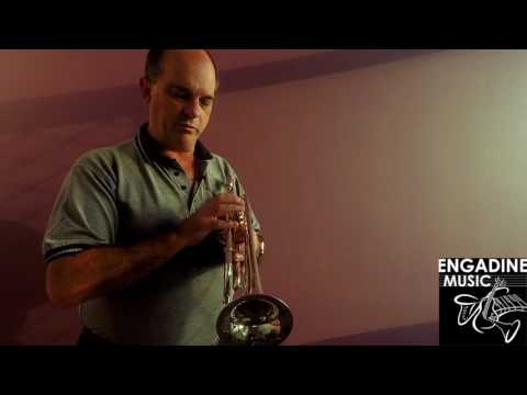 Yamaha Xeno 8335 Xeno 25th Anniversay Bach Stradivarius 180-37 Trumpet Review Engadine Music