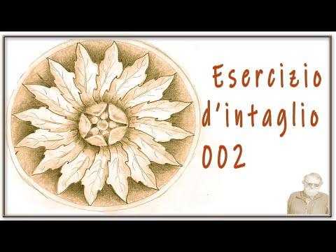 Esercizio di intaglio e scultura 001 doovi for Dima per cerniere a scodellino