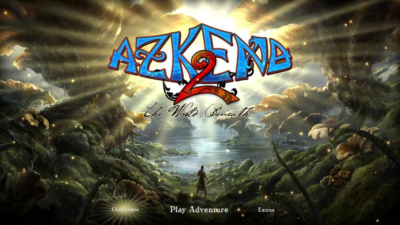 Download Azkend 2: The World Beneath GamePlay | PS4 | - * Medals Challenge * [Part 8]