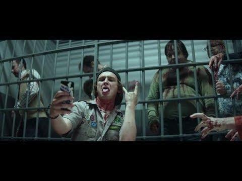 Фильм Скауты против зомби за минуту