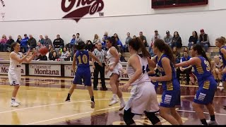 Libby Loggers win over Corvallis Blue Devils