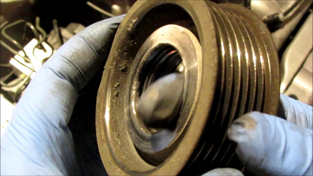 medium resolution of diy 2002 honda civic si ep3 idler pulley replacement