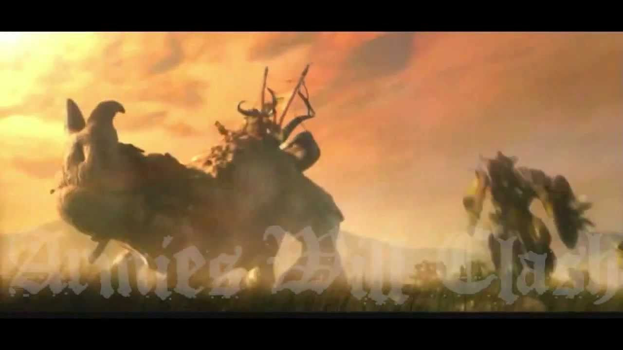 World of Warcraft Movie Official Trailer fan made 2015 HD & 3D