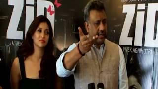 Anubhav Sinha Talks About His Upcoming Movie Zid