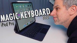 Apple Magic Keyboard - l'iPad Pro est-il devenu un Ordinateur ?