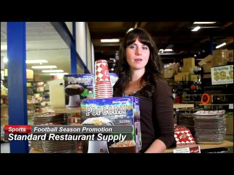 Utah * Standard Restaurant Supply * Bakery Supplies * Used Restaurant Equipment