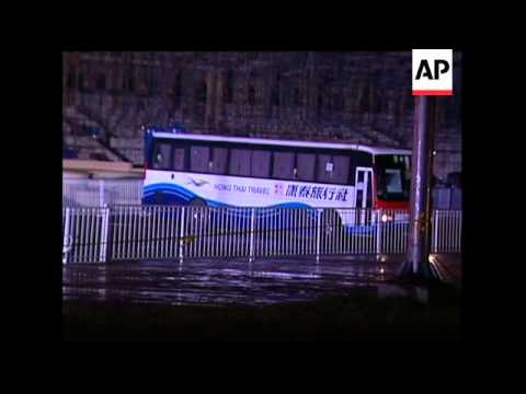 Latest commandos storm bus