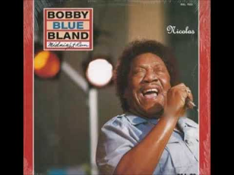 Bobby Blue Bland - Ain't No Sunshine When She's.. ( 1989 ) HD