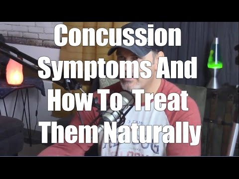 Concussion Symptoms & How To Treat Concussions With Dr. John Dewitt