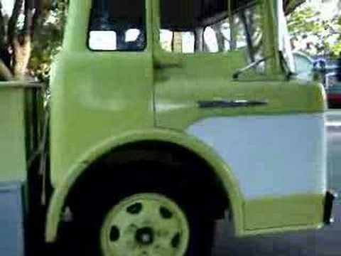 1960 Ford C600 COE pickup truck - YouTube