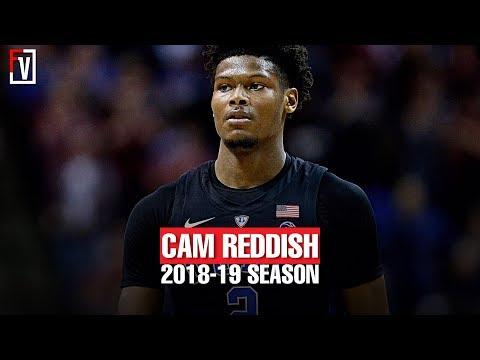 Cam Reddish Duke Full Freshmen Season Highlights Montage 2018-19 - 13.5 PPG, CAMFAM