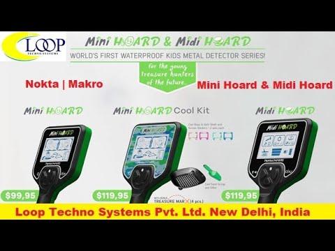 Nokta Makro Mini Hoard Metalldetektor
