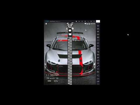 Car Zipper Lock Screen Wallpaper Apps On Google Play