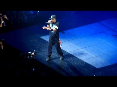 "Jay Z & Kanye West  - ""Jigga what,Jigga who"" & ""Can't tell me nothing"" - 12/1/2011"