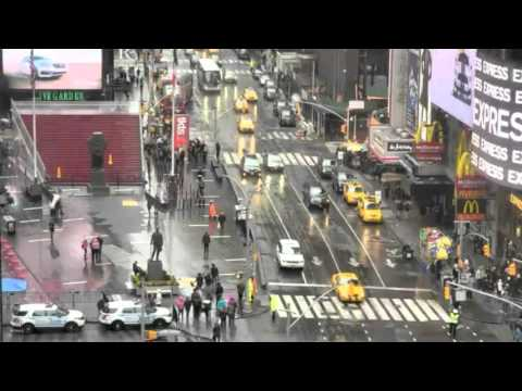 New York Ambient Traffic Noise ( 12 Hours )