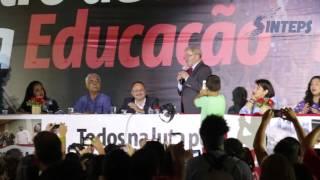 Encontro de Lula com a educação - 08/04/2016