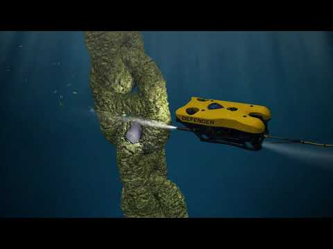 VideoRay Mission Specialist Technology Offshore Application