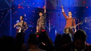 Jonas Brothers at Radio City Musicc Hall 2012 HD