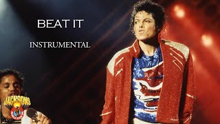 Michael Jackson | Beat It - Victory Tour - Instrumental