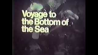 ABC Voyage to the Bottom of the Sea promo 1960s