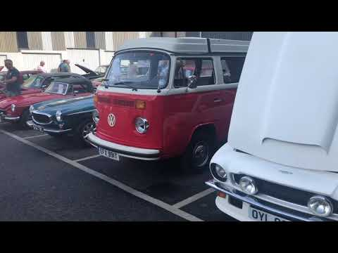 South Western Classic Cars Vehicle Auctions - Poole July 2019