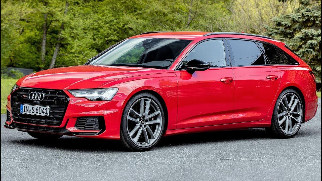 2019 Audi S6 Avant TDI - Fast And Elegant Station-Wagon