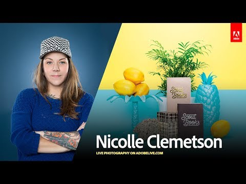 Live Photography with Nicolle Clemetson 3/3