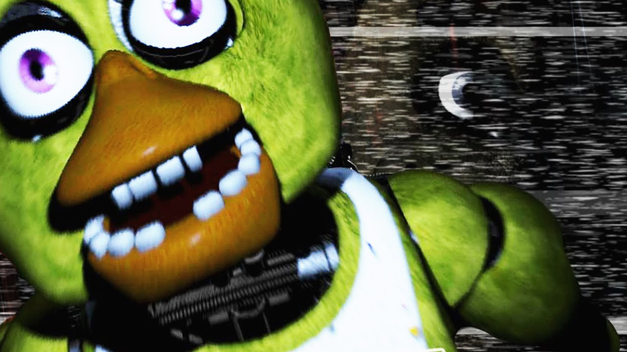Five nights at freddy s ending night 4 and 5 complete youtube