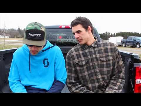 Tailgating with...#415 Dario Zecca | Scott Sports Canada