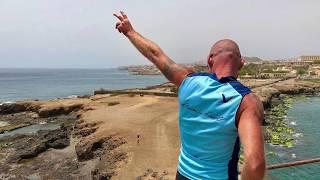 TUI Cruises | Mein Schiff 4 | Kanaren + Kapverden hier: Praia, Santiago Cabo Verde