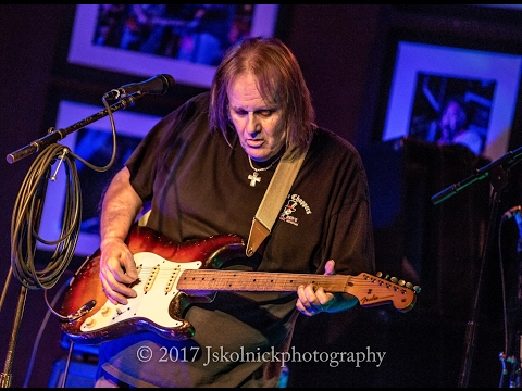 """Not Fade Away"", Walter Trout Band Live on BRI TV"